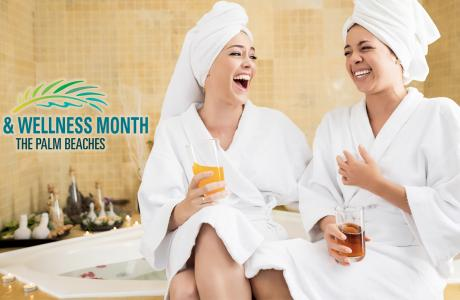 Spa and Wellness Month