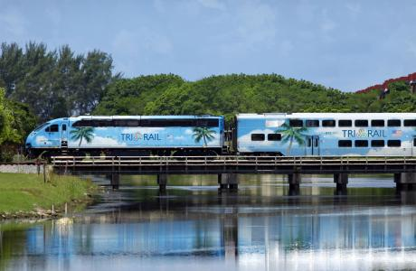 Getting There On Tri Rail