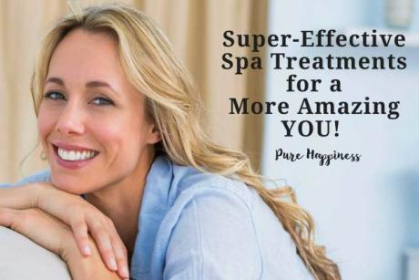 Super Effective Spa Treatments - Discover pure happiness at Bella Reina Spa with super effective spa treatments for a more amazing YOU!