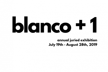 blanco +1 Juried Exhibition