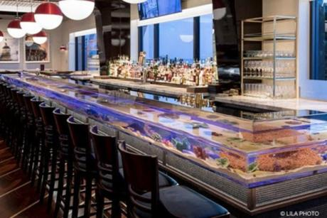 Chocolate Desserts and Special Menus at The Breakers