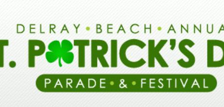Delray Beach St. Patrick's Day Parade and Festival