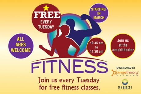 Delray Marketplace Fitness Classes