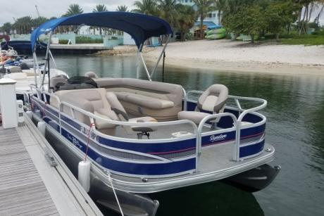 Discount - Half Off Full or Half Day Boat Rental