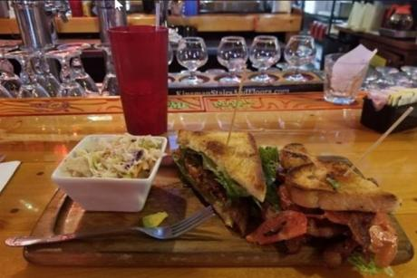 Dixie Grill & Brewery BLT