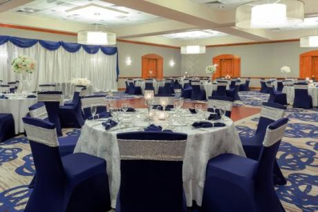 Newly Renovated Elements Ballroom