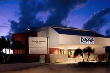 Duncan Theatre at Palm Beach State College - Duncan Theatre at PBSC