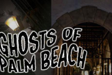 Ghosts of Palm Beach Logo