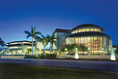Kravis Center for the Performing Arts - Performing Arts Center in downtown West Palm Beach, Florida