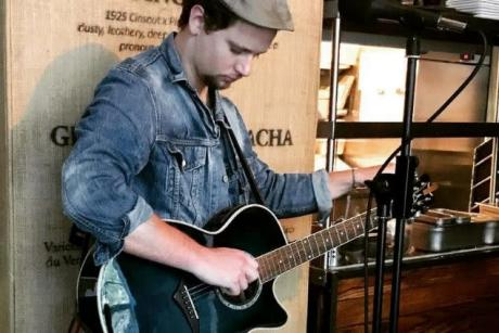 Live Tunes Tuesday: Daylen Brinkley
