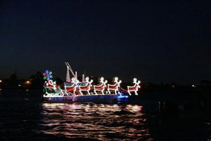 Palm Beach Holiday Boat Parade