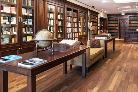 The world of rare and antiquarian books awaits you.