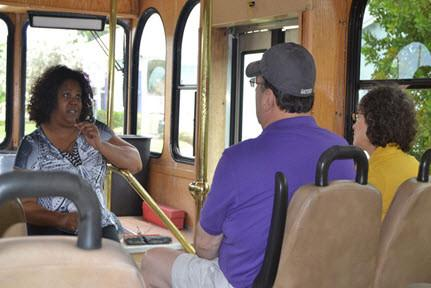 Ride and Remember Trolley Tour
