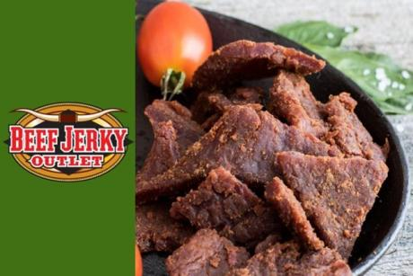 Save at the Beef Jerky Outlet