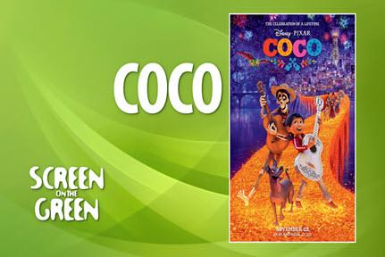 Screen on the Green - Coco