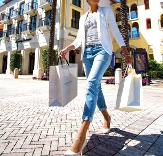 Shop, Dine, Play at CityPlace & Palm Beach Outlets Package