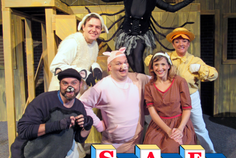 Stages Productions Presents 'Charlotte's Web'
