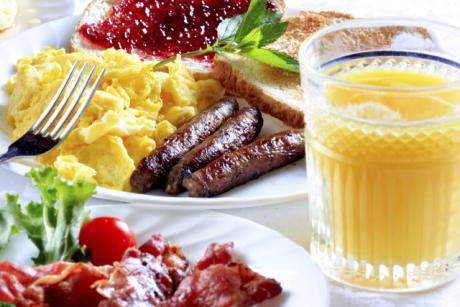 Stay for Breakfast Package