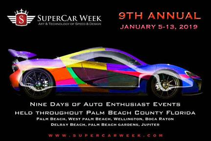 SuperCar Week