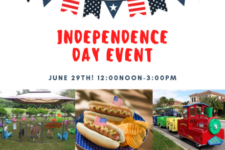 The Big Apple Independence Day Event!