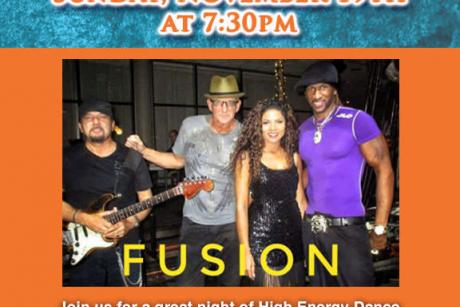 The Fusion Band Dance Party