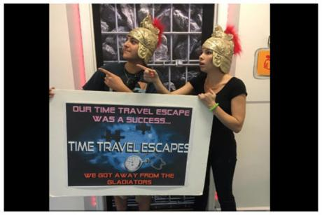 Time Travel Escapes - Time Travel Escapes - Escape Rooms Jupiter
