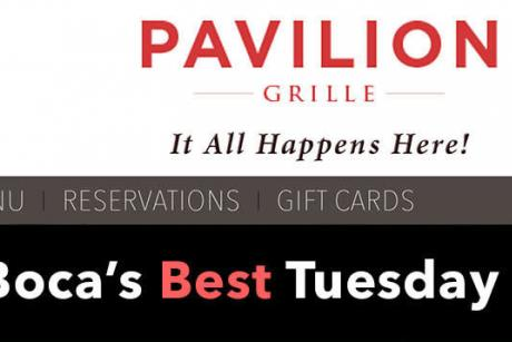 Tuesday Party at Pavilion Grille
