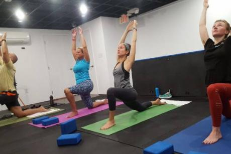 Yoga at Ultima Fitness