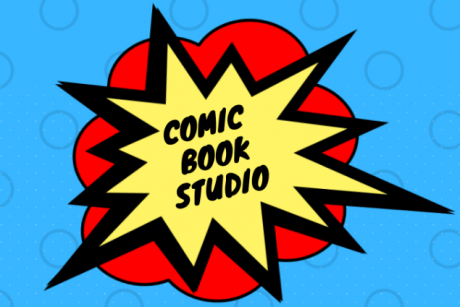 Youth Art Lab | Comic Book Studio