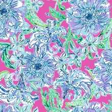 Lily Pulitzer, Luxe Traveler