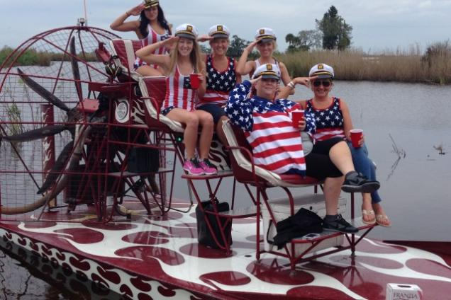 Airboat Rides West Palm Neach
