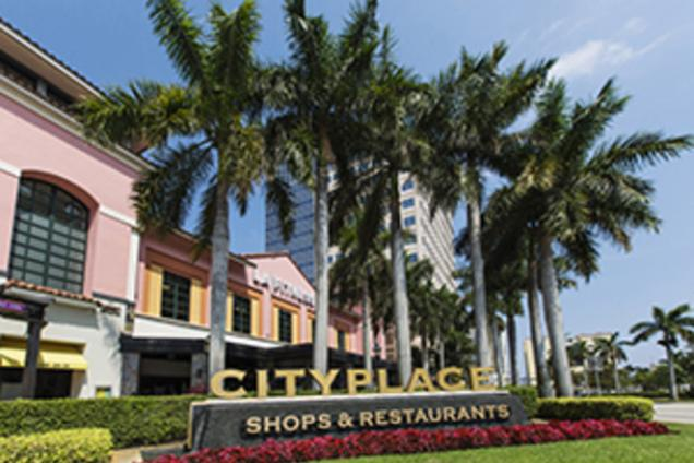 CityPlace sign