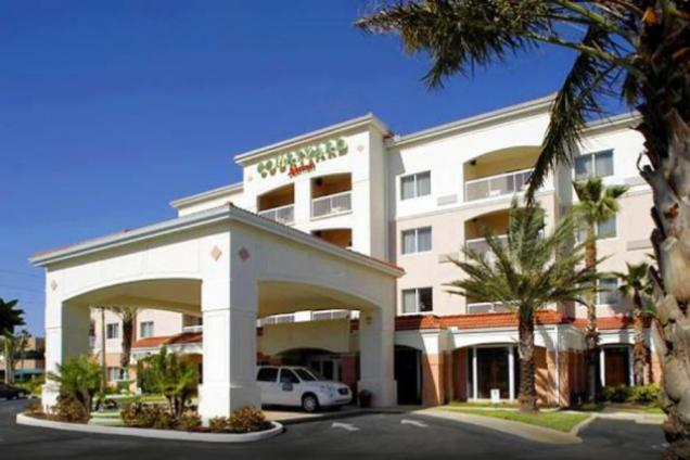 West Palm Beach Marriott Directions