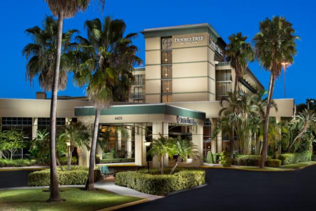 Doubletree By Hilton Executive Meeting Center Palm Beach Gardens