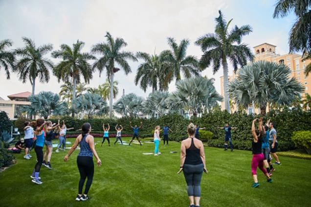 HIIT Strength at Hilton West Palm Beach