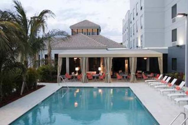 Awesome Hilton Garden Inn West Palm Beach/Airport ... Home Design Ideas