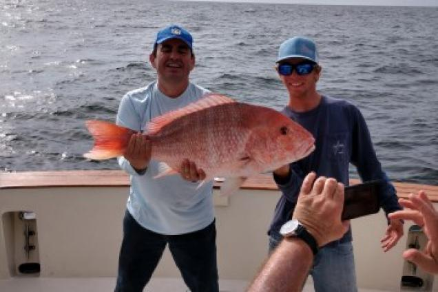 Palm Beach Offshore Fishing - Palm Beach Offshore Fishing for Red Snapper and other great eating fish.