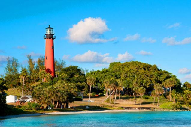 Where Is Jupiter Florida >> Jupiter Inlet Lighthouse Museum The Palm Beaches Florida