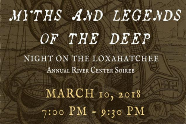 Night on the Loxahatchee - Myths and Legends of the Deep