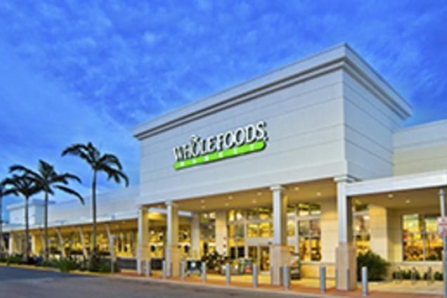 Palm Beach Outlets Pb Property Whole Foods Nike