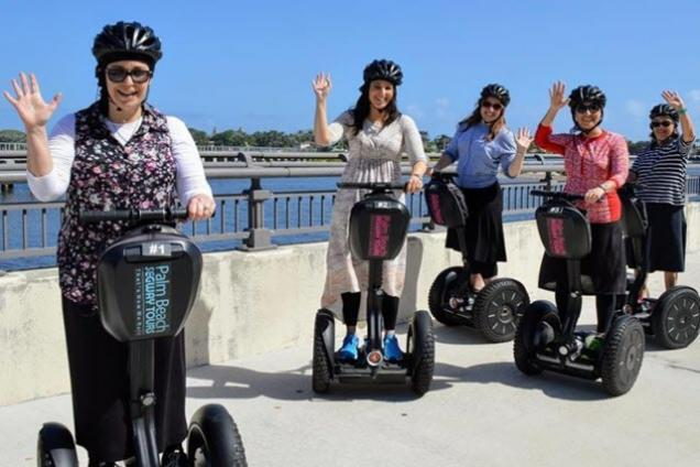 Palm Beach Segway Tours