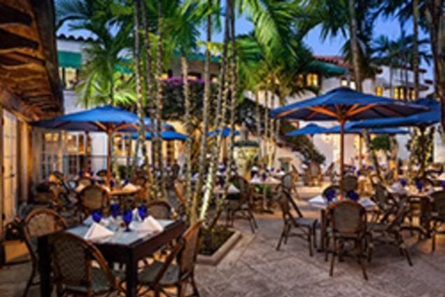 Pizza Al Fresco Palm Beach Florida