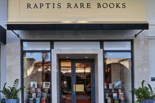 Discover the world of rare books on Worth Avenue in Palm Beach