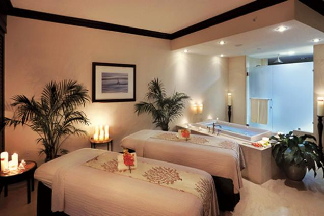 Seagate Spa Couples Sweet
