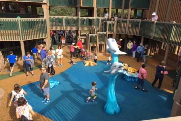 Sugar Sand Park Community Center - An amazing playground