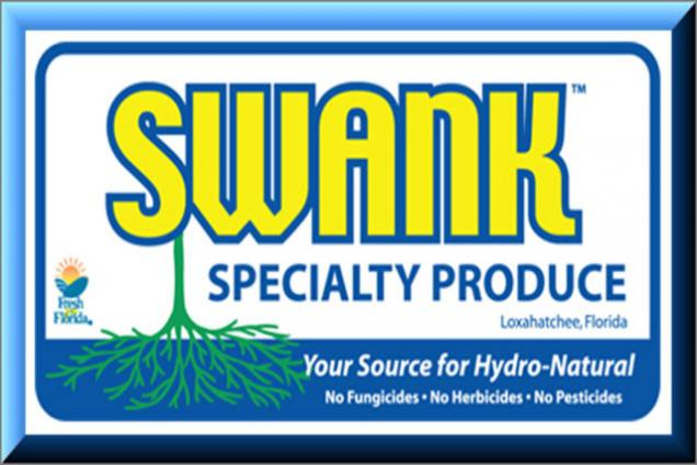 Swank Specialty Produce - New size logo