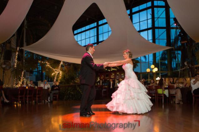 Pavilion Grille Wedding