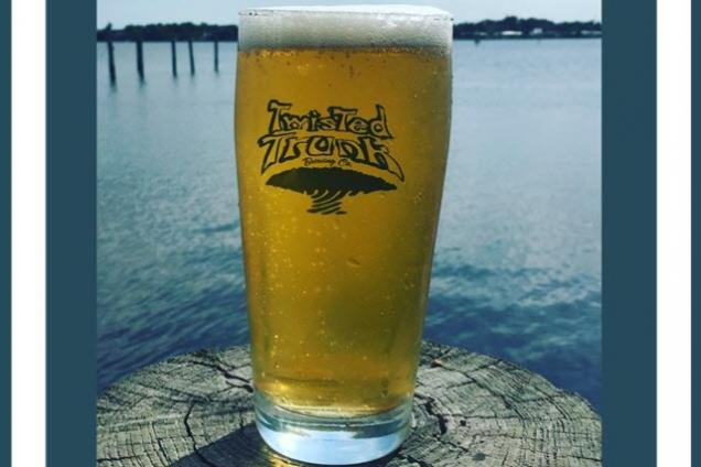 Twisted Trunk Brewing Company - Draft on the water
