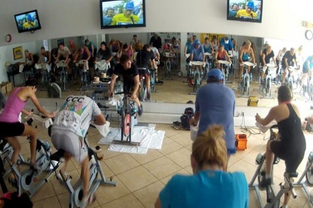 Velocity Cycling Studio