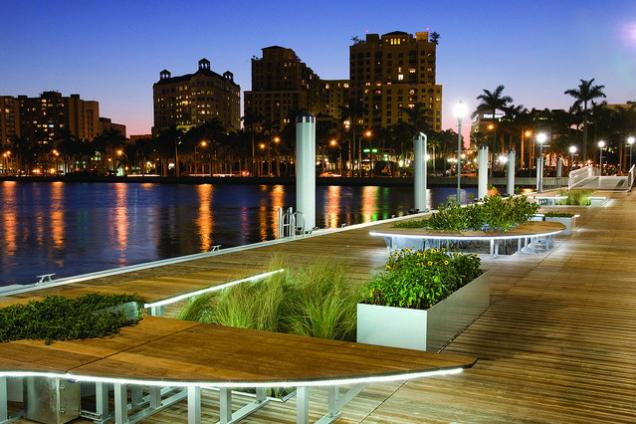 West Palm Beach City Docks